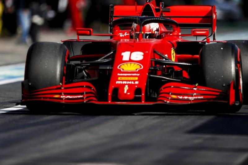 'Ein kleiner Schritt': Die jüngsten Ferrari-Updates im Detail