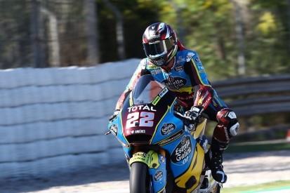 Moto2 Aragon FT1: Lowes mit knapper Bestzeit vor Schrötter