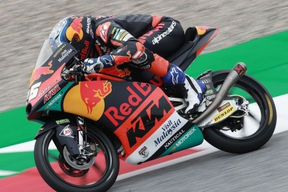 Moto3 Aragon FT2: Raul Fernandez dominiert am Nachmittag