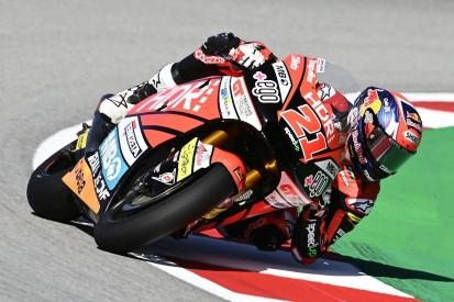 Moto2 Aragon FT2: Di Giannantonio holt mit Speed-Up die Bestzeit