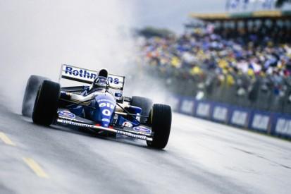 Japan 1994: Als Damon Hill zu Ayrton Senna um Hilfe betete