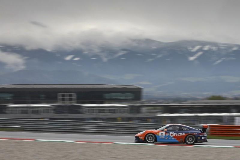 Porsche-Carrera-Cup Spielberg 2020: Dritter Sieg für Pereira