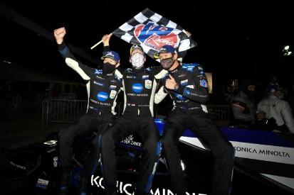 IMSA Petit Le Mans 2020: Dramatischer Cadillac-Sieg nach Unfall