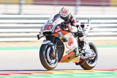 MotoGP Aragon: Nakagami toppt das Warm-up vor Vinales und Rins