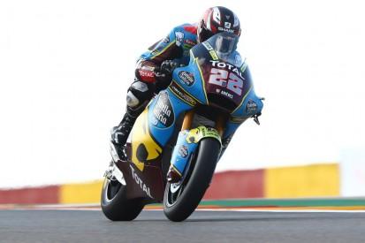 Moto2 Aragon: Sam Lowes siegt nach Sturzdrama um VR46-Duo