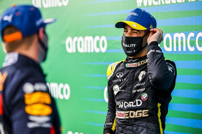 """Ricciardo auf der Nordschleife: """"Ich bin gefahren wie ein Opa"""""""