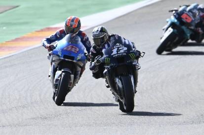 """Vinales Vierter in Aragon: Suzuki und Honda """"nicht so schnell erwartet"""""""
