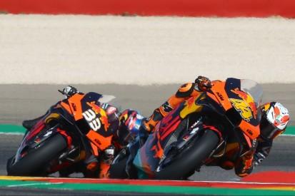 Kein KTM-Fahrer in den Top 10: Grip und Reifen sorgen für Kopfzerbrechen