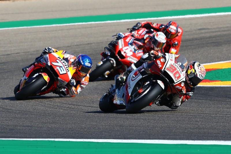 LCR-Honda-Duo lobt Alex Marquez: 'Würde gerne seine Daten sehen'