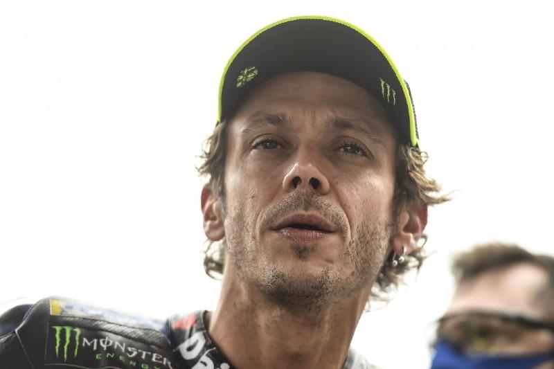 Rossi zu Hause statt auf der Strecke: So erlebte er die MotoGP in Aragon
