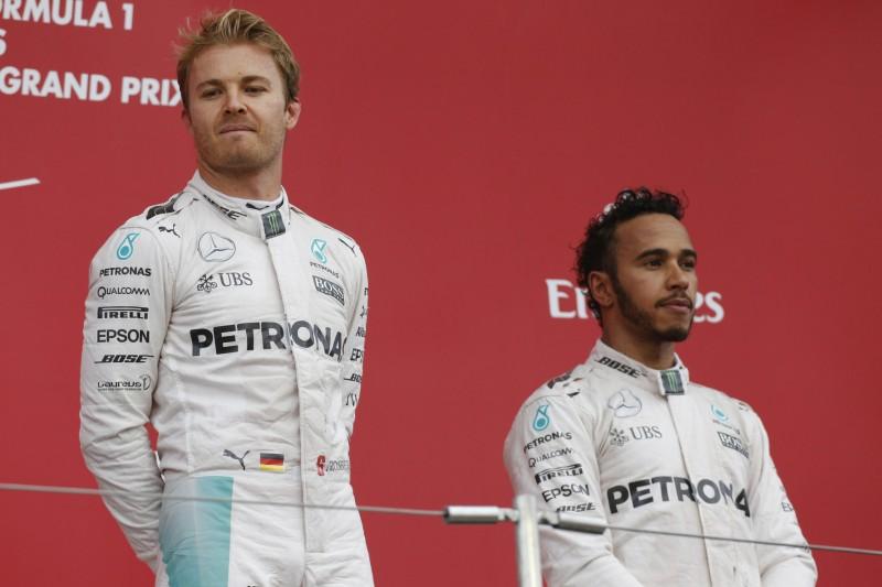 """Niederlage gegen Rosberg: Hamilton hat sich """"zu sehr auf sein Talent verlassen"""""""