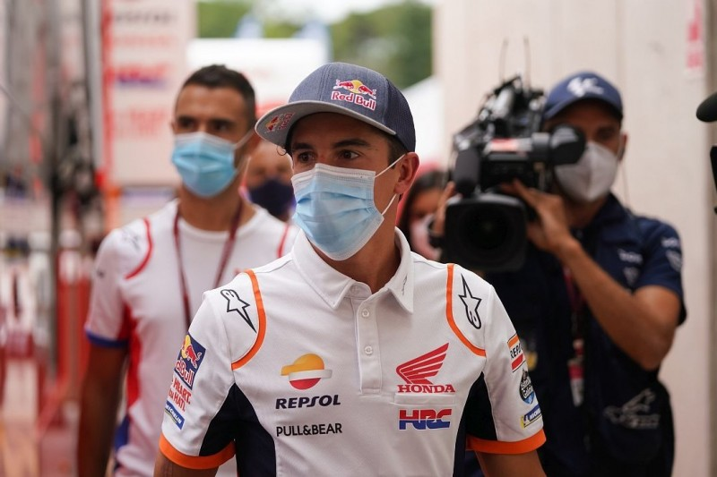 Nach Gerüchten um dritte OP: Honda gibt Update zu Marquez' Genesung