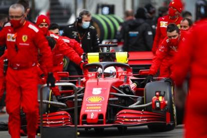 Ferrari in Portugal: Weitere Aero-Updates im Bereich des Hecks