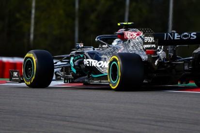 Nach Antriebsschaden: Neue Mercedes-Komponenten für Bottas