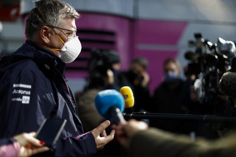 Verwarnung von der FIA: Racing-Point-Teamchef klärt Stroll-Kontroverse auf