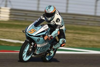 Moto3 Aragon 2 FT1: Masia mit Bestzeit, drei Hersteller in den Top 3