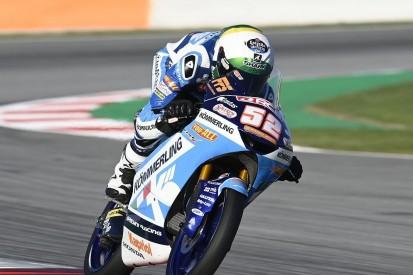 Moto3 Aragon 2 FT2: Alcoba mit Bestzeit am Nachmittag, Masia Tagesschnellster