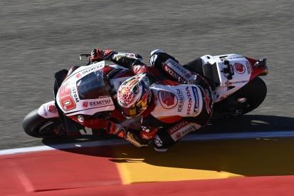 MotoGP Aragon 2 FT2: Nakagami toppt den Freitag, Ducati komplett verloren