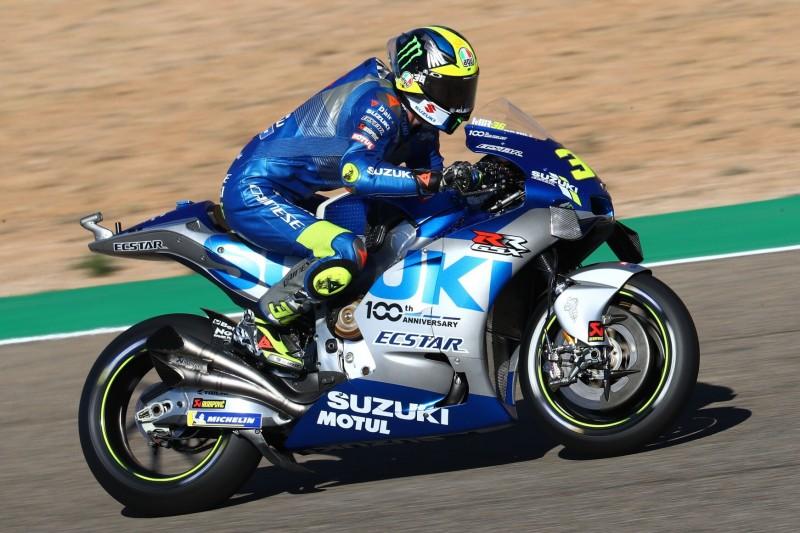 """Suzuki-Duo von Honda-Stärke überrascht: """"Alle Fahrer sind superschnell"""""""