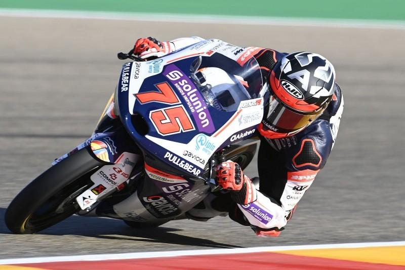 Moto3 Aragon 2 FT3: Arenas setzt sich trotz Strafe mit Bestzeit durch