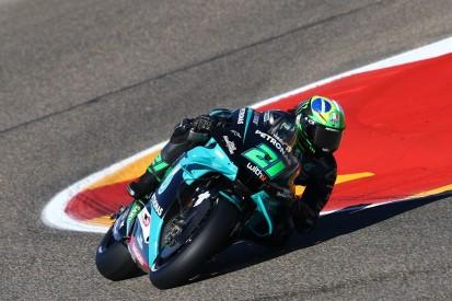 MotoGP Aragon 2 FT3: Bestzeit für Morbidelli, alle Ducatis in Q1