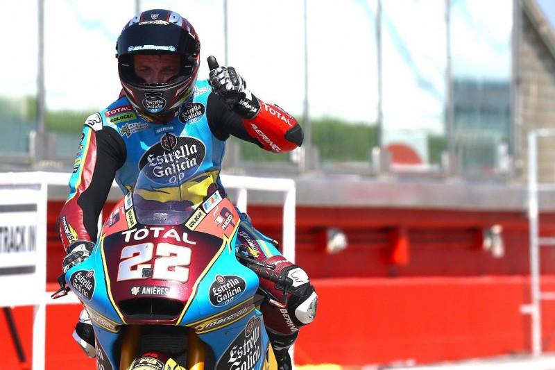 Moto2 Aragon 2: Lowes auf Pole, Martin und Bezzecchi geraten aneinander