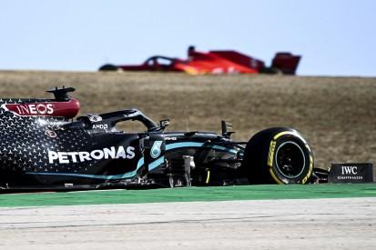 Medium-Reifen in Q3: Hamilton erklärt Mercedes' kuriose Reifenwahl