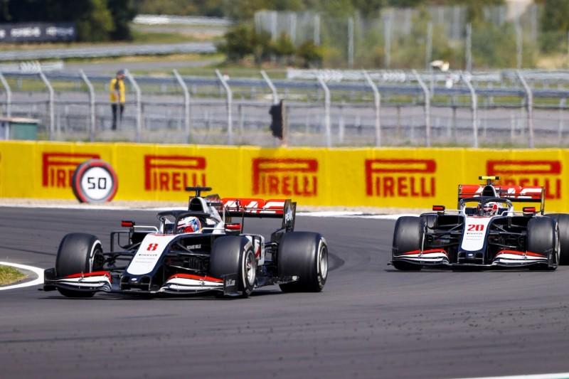Übergangsjahr 2021: Warum sich Haas von Grosjean & Magnussen trennt
