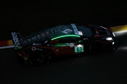 24h Spa 2020: Sieghoffnungen für Lamborghini beendet