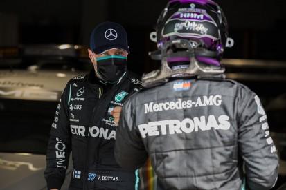 Valtteri Bottas: Trotz schnellster Zeit im Qualifying von Hamilton geschlagen