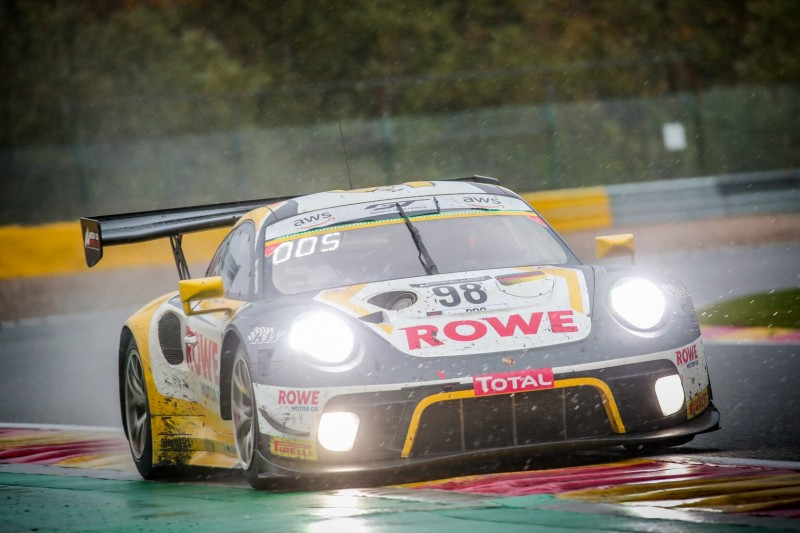 24h Spa 2020: Irrer Zittersieg für Rowe-Porsche
