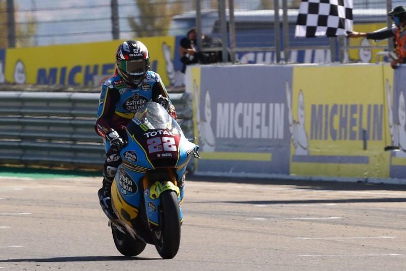 Moto2 Rennen Heute