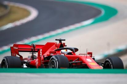 """""""Wie auf einer Rasierklinge"""": Vettel kämpft sich auf Platz zehn"""