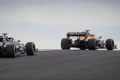"""Lewis Hamilton: """"Übervorsichtig"""" in Runde eins"""