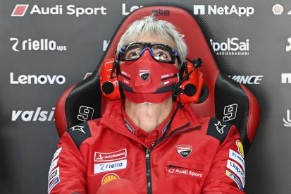 Wer letzte Nacht am schlechtesten geschlafen hat: Luigi Dall'Igna (Ducati)