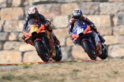 Drei KTM in den Top 10: Darum lief es beim zweiten Aragon-Rennen viel besser