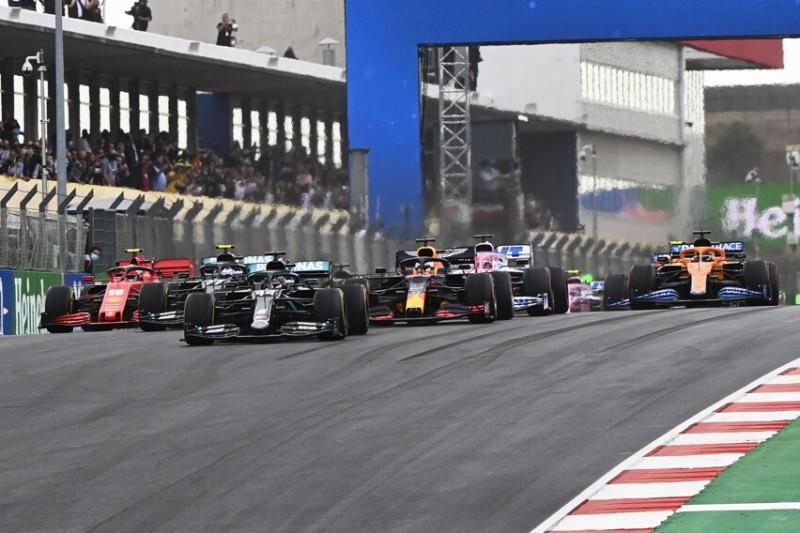 Formel-1-Teamchef fordert 'realistischen Kalender' für 2021