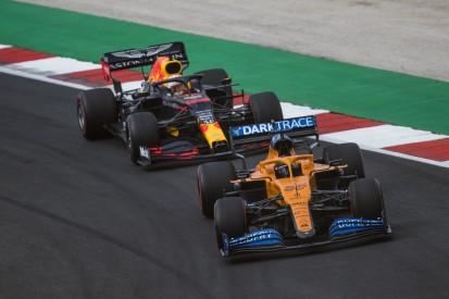 Horner: Red Bull hat am Start die falsche Reifenwahl getroffen