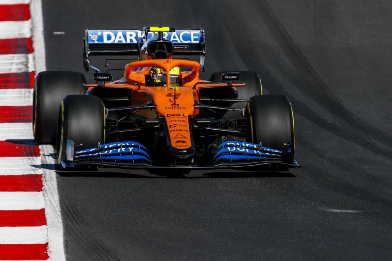 Nur für Türkei-Rennen: McLaren modifiziert sein F1-Auto