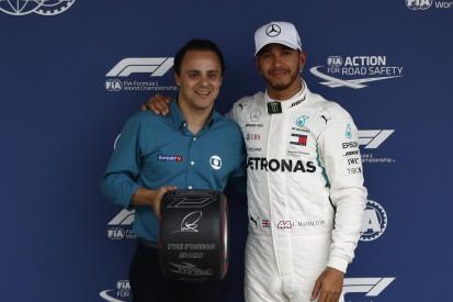 Felipe Massa: Hamilton hat mehr fahrerisches Talent als Schumacher