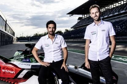Formel E 2021: Rene Rast und Lucas di Grassi fahren für Audi