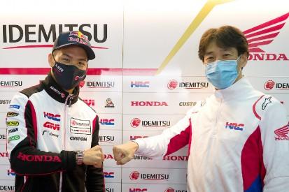 Nakagami: Auf eigene Faust neuen HRC-Vertrag für 2021er-Honda ausgehandelt