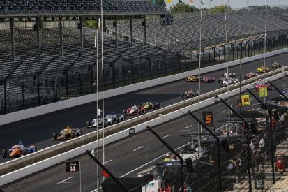 IndyCar testet neue Aeroteile für das Indy 500