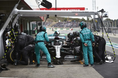 """""""Reifenflüsterer"""": Wie Lewis Hamilton in Portimao Valtteri Bottas zermürbt hat"""