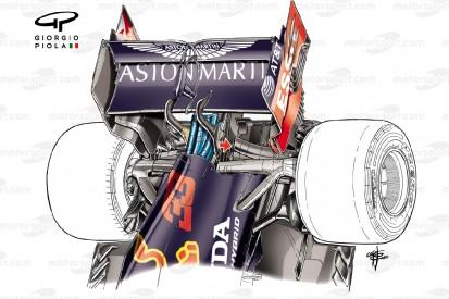 Formel-1-Technik: Die Updates, die Red Bull wieder in Schwung gebracht haben