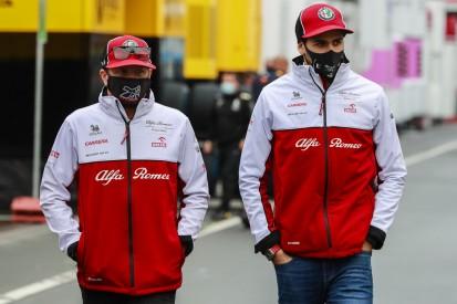 Alfa Romeo bestätigt Fahrer 2021: Räikkönen und Giovinazzi bleiben!