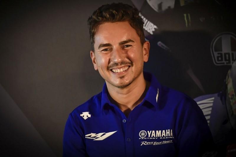 Jorge Lorenzo will Testfahrer bleiben: 'Yamaha hat Priorität, Aprilia ist Plan B'