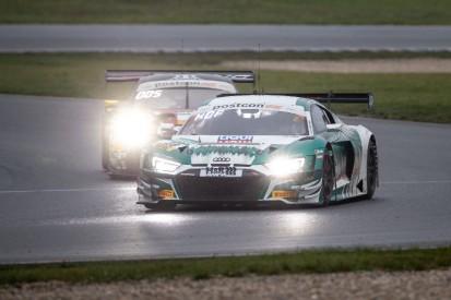 GT-Masters Lausitzring 2: Hofer/Haase gewinnen verregneten Samstagskrimi
