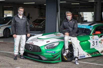 Schneider und Mayländer bei DTM-Finale mit Innovations-GT3