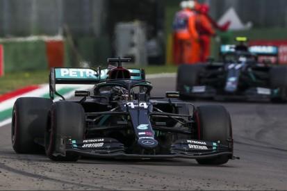 Mercedes fährt auch in der Formel 1 2021 in Schwarz, aber ...
